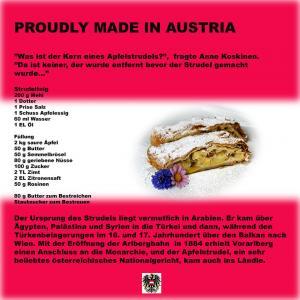 Tea Makipää und Monika Thomas, Made in Austria