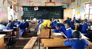Ein Welt Gruppe, Schlins   Schule
